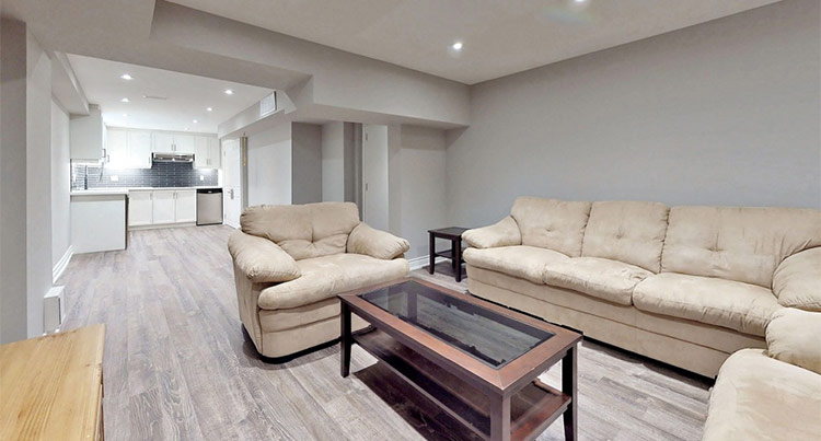 Complete Basement Renovation Toronto