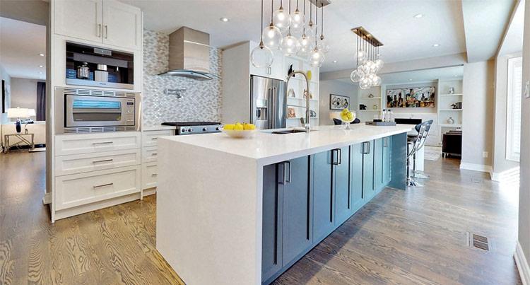 Full Kitchen Renovation Project Toronto